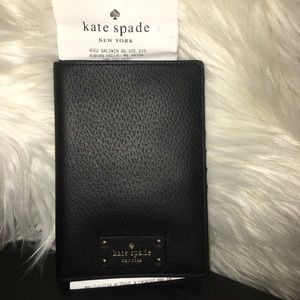 AUTHENTIC KATE SPADE PASSPORT WALLET